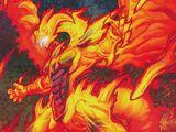Dragón Elevador Rojo