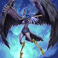 Foto alanegra - shura la llama azul