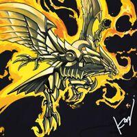 Foto el dragón alado de ra