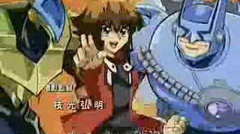 Yu-Gi-Oh GX Opening 1- Kaisei Joshou Hallelujah