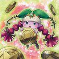 Foto princesa de la predicción gnomoneda