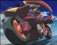 Akiza Duel Runner