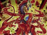Dragón Meteoroexplosivo de Ojos Anómalos