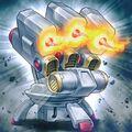 Foto recarga del acelerador de llama