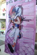 Yu-Gi-Oh! II Duel Carneval 2015 Poster de Yuma