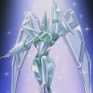 HÉROE Elemental Prisma (ilustración anime)