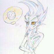 Astral por Ebina Hidekazu
