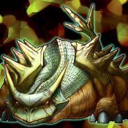 Foto dragón de la cueva