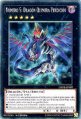Número 5 dragón quimera perdición