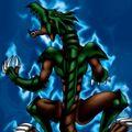 Foto dragón menor