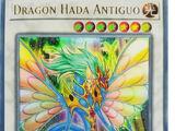 Dragón Hada Antiguo