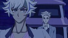 Ryoken y Espectro