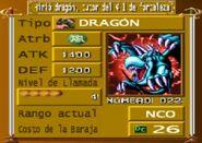 Dragón Alado, Guardián de la Fortaleza 1 The Duelists of the Roses