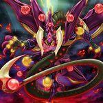 Foto dragón de fusión hambriento venenoso