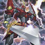 Foto campeón heroico - excalibur