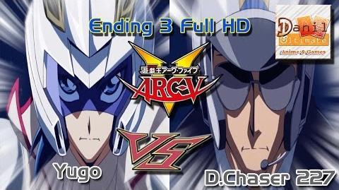 Yu-Gi-Oh Arc V Ending 3 Full w Lyrics 1080p