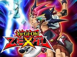 Imagen portada Yu-Gi-Oh! ZEXAL
