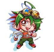 Yuya chibi 4