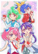 Chicas dimensionales por Tomonaga