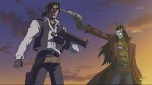 Pistolero Des Inférnico - anime