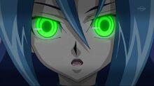 Rio con ojos verdes