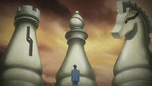 Torre, Alfil, Caballo y Akira