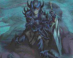 Foto cazadora de cuernos de dragón