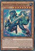 Berserkion el guerrero magno electrónico