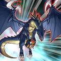 Foto dragón explosivo