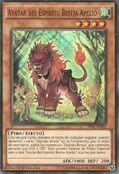 Avatar del espíritu bestia apelio