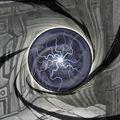 Foto orbe gravitacional