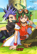 Yuya y Yuto Otomedia