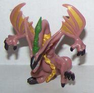 Dragón Mascota de Arpía - Figura