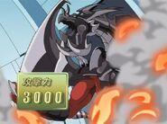 Dragón Armado LV10 - Invocación2