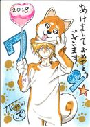Joey por Kagami 2
