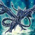 Foto dragón de metal negro