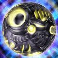 Foto esfera del caos