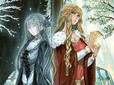 Isolda, Dos Historias del Noble Caballero