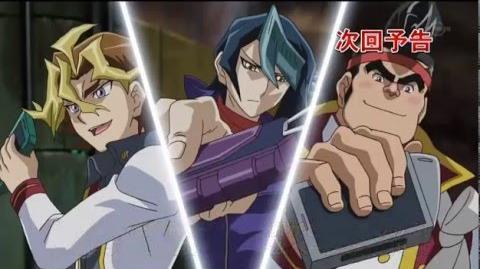 Yugioh Arc V episode 90 preview
