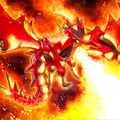 Foto maldición del fuego de dragón
