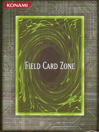 Zona de Carta Mágica de Campo
