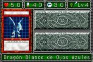 Dragón Blanco de Ojos Azules (juego DDM)