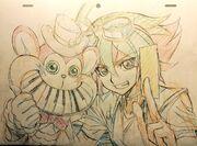 Yuya y Teclamono por Hiroki