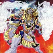Foto hermandad del puño de fuego - emperador león