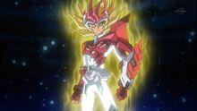 Yuma tsukumo fusión astral