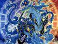 Foto bestia mítica rey chacal