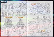 Diseños de Paradox, Lyman Banner y Faraón