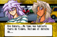 Bakura y Marik (Stairway to the Destined Duel)