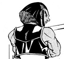 Axel manga