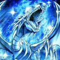 Foto majestad de azules ojos
